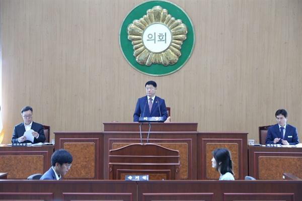 경남 고성군의회.