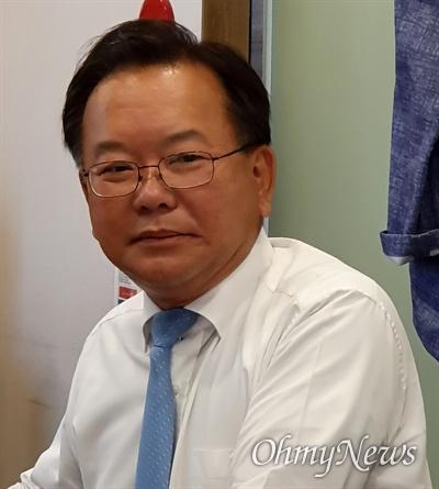 김부겸 더불어민주당 국회의원.