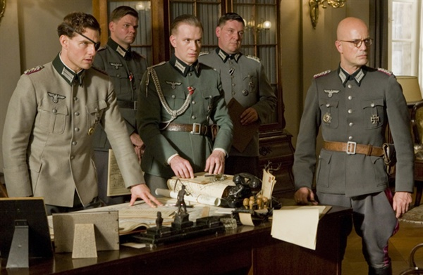 아돌프 히틀러 암살 미수 사건을 그린 영화 <작전명 발키리>