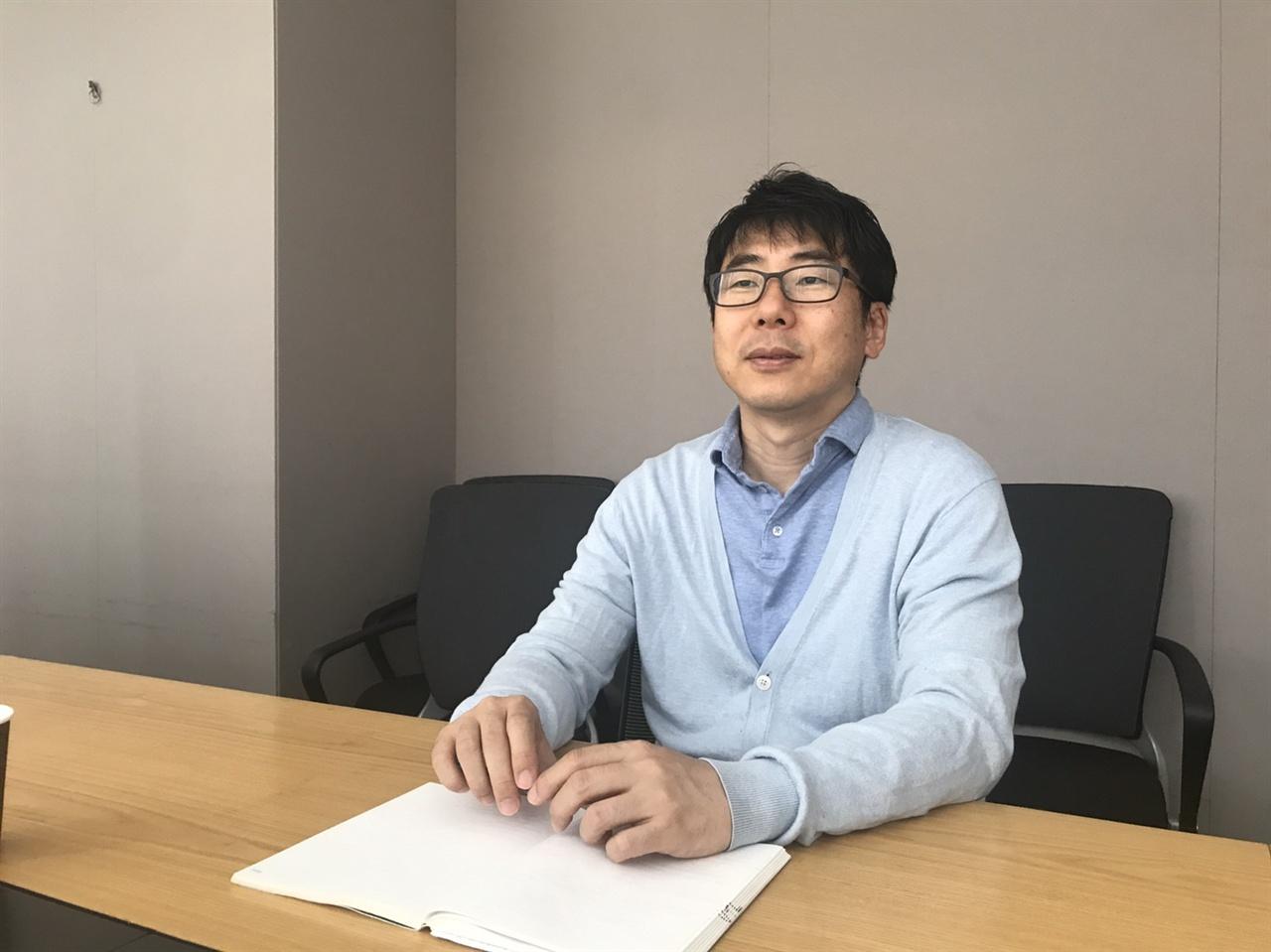 김형윤 MBC < PD수첩 > PD