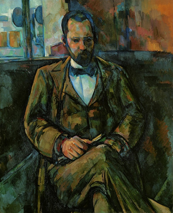 화상 앙부르아즈 볼라르의 초상 1899 년 아비뇽 프티팔레 미술관