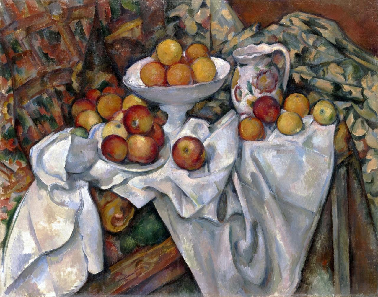 사과와 오렌지 1895-1900년경  오르세 미술관