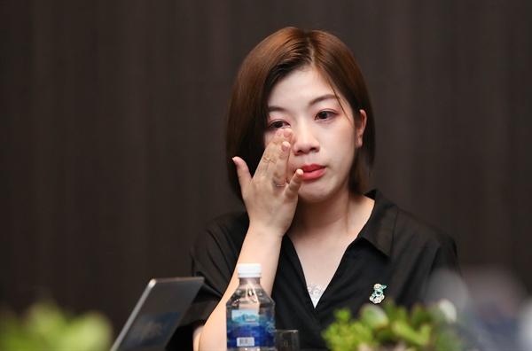 영화 '귀향'의 배우 강하나씨