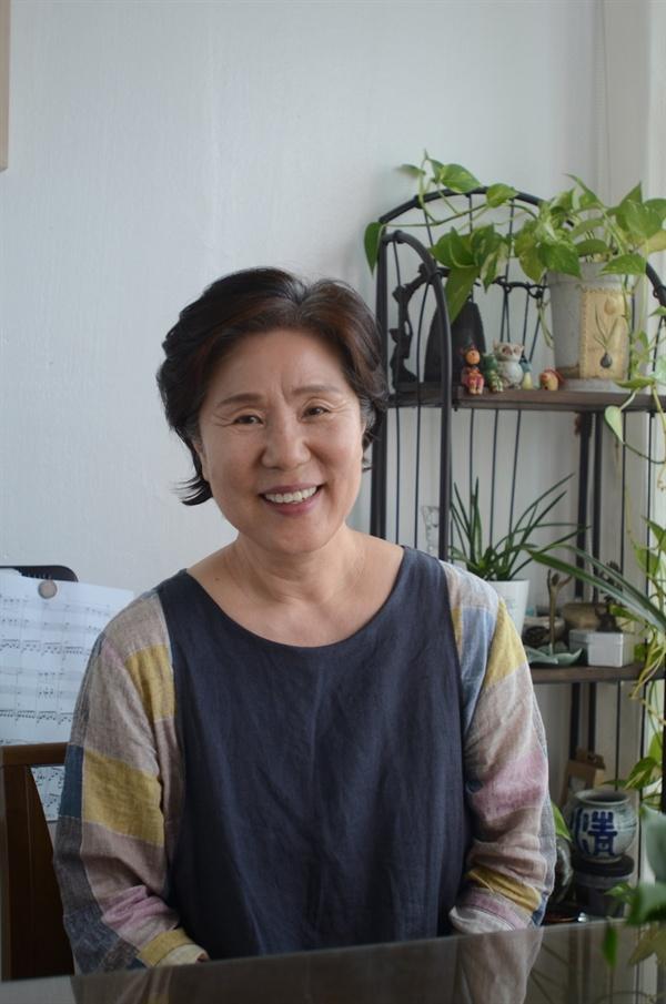 2019년 7월 3일 강릉에서 김은숙 선생과 함께 살고 있는 집에서 인터뷰를 했다.