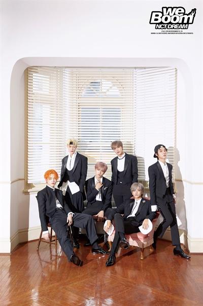 NCT DREAM NCT DREAM의 세 번째 앨범 타이틀곡 'BOOM'