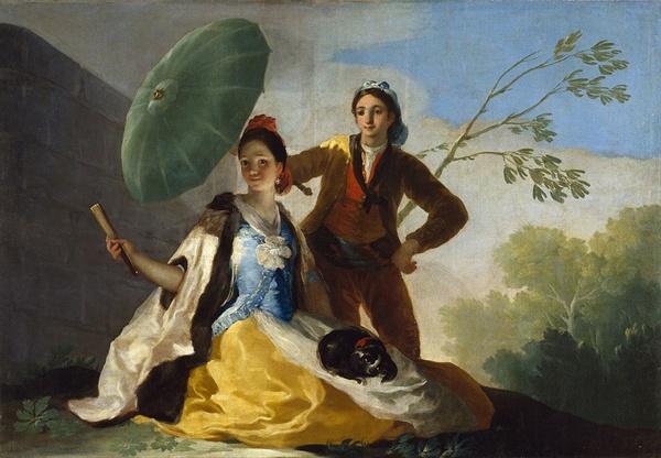 양산 1777년  프라도 미술관