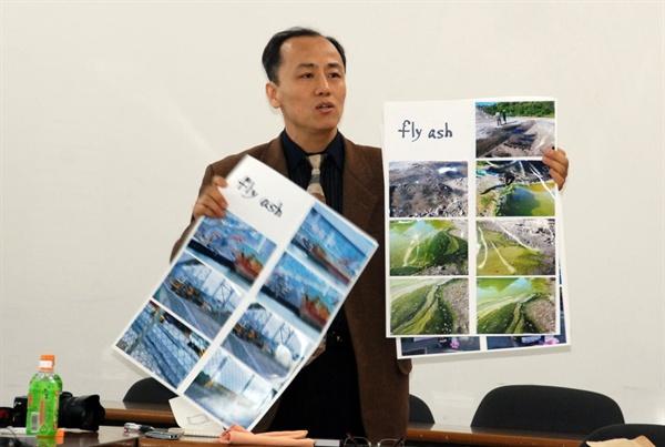 2008년 1월, 일본 환경성 관계자들에게 일본 폐기물 수입 과정에서 발생한 환경오염 사진을 보여주고, 일본 폐기물의 한국 수출 중단을 요청했다. 그리고 그날부로 중단되는 쾌거를 이뤄냈다.