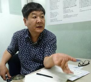 '경계선지능인' 자녀를 둔 아버지 허명균(52, 서울 구로구)씨. 명균씨가 '서울시 시민참여예산제'에 '청년느린학습자의 자립을 위한 프로젝트'를 신청했다. 장애인도 비장애인도 아닌 '경계선지능인'만을 위한 맞춤형 직업훈련과 직업영위를 위한 지속적 도움이 필요하기 때문이다.