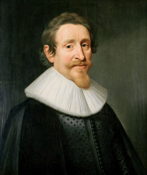 그로티우스 초상(1631년 Michiel Jansz van Mierevelt 작품) <위키피디아 >