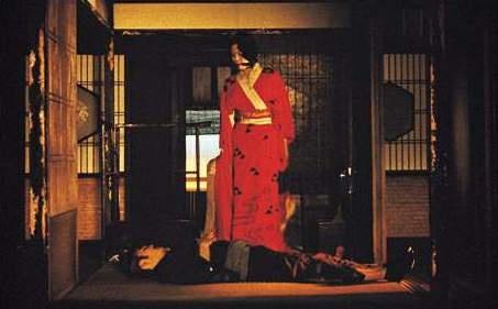 영화 <감각의 제국>(1976) 스틸 컷