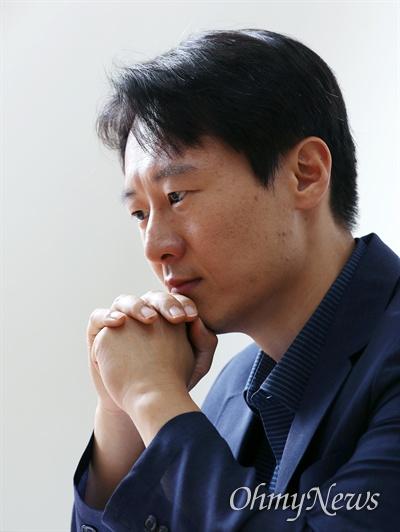 사법농단 사태를 세상에 알린 이탄희 변호사.