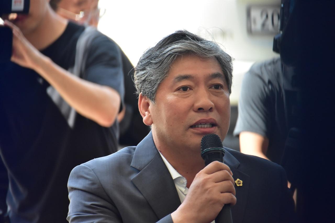 송한준 경기도의장