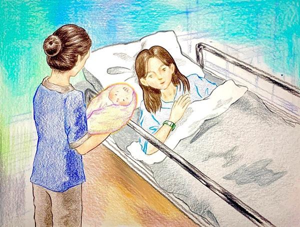 """""""아기를 보내고 내가 정말 살 수 있을까?"""" 미혼모 임혜정씨는 입양기관에서 운영했던 미혼모자시설에 머무르며 아기를 출산했다. 임신 기간 동안 입양을 보내기로 결정했었지만, 아기를 낳은 뒤 양육하기로 마음을 바꾸었다. 입양 기관에 있던 선생님들은 적극적으로 혜정씨의 결정을 지지해주었고, 지금까지도 물심양면으로 많은 도움을 주고 있다."""
