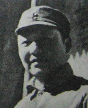 1946년 당시의 시중쉰(33세).