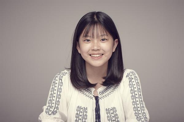 영화 <우리집>에 출연한 배우 김나연.