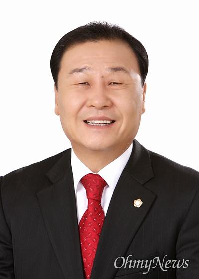 김태근 구미시의회 의장.