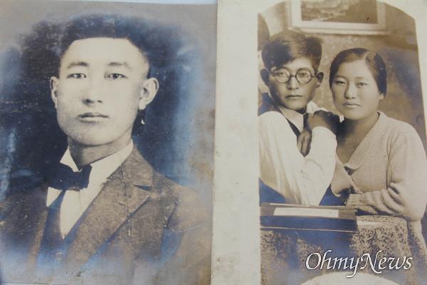 사회주의계열 독립운동을 벌였던 김형선, 김형윤, 김명시 형제.