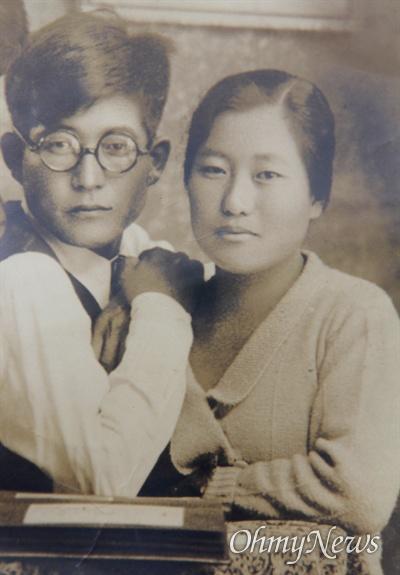 사회주의계열 독립운동을 벌인 김명시(1907~1949), 김형윤(1910~?) 형제.