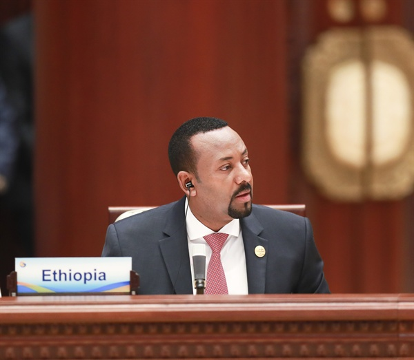 아비 아흐메드 알리 에티오피아 총리 (자료사진)