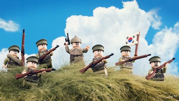브릭 사진가 이제형의 3.1운동과 건국100주년 기념 독립운동 프로젝트 8탄 홍범도 장군과 봉오동 전투