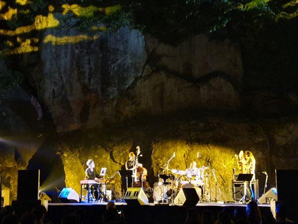 구례 사성암 산사음악회