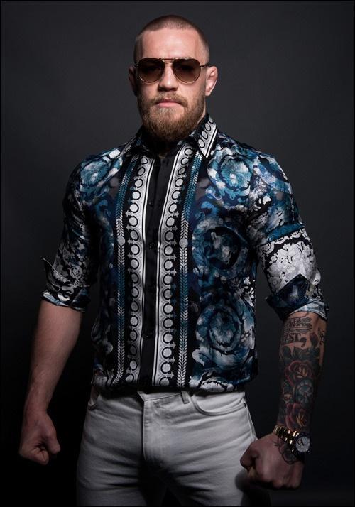 UFC 역사상 최고의 상품성을 자랑하는 선수중 한명인 코너 맥그리거는 명석한 머리와 뛰어난 연기력, 화끈한 파이팅 스타일 등을 두루 갖춘 전천후 캐릭터다.