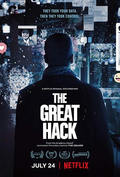 넷플릭스 오리지널 다큐멘터리 <거대한 해킹>