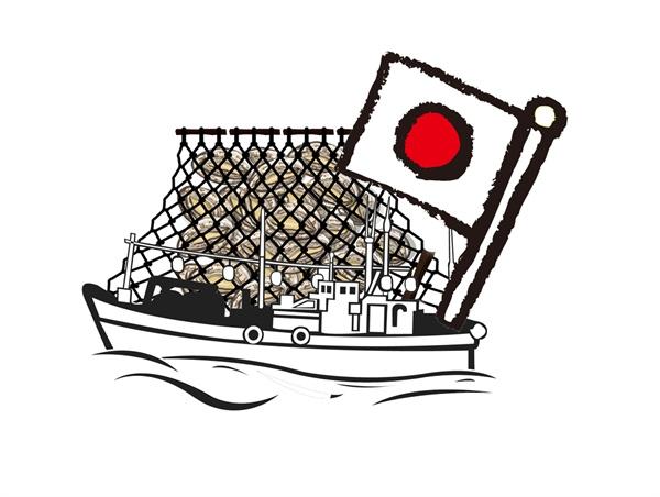 1879년 부터 시작된 일본의 잠수기 어업  일본의 잠수기 어업자들은 제주도의 앞바다에서 주로 전복과 해삼을 남획하였다.