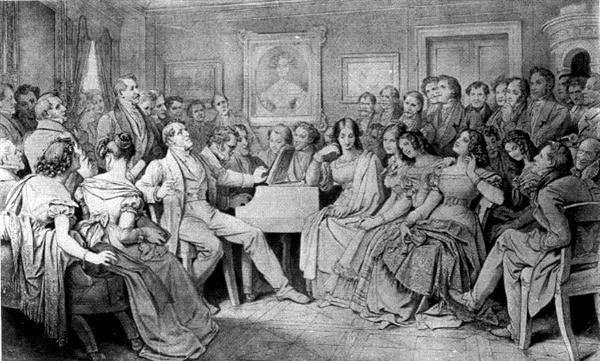 슈베르티아데(모리츠 폰 슈빈트,1868)