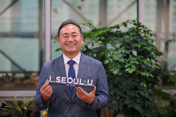 김원이 서울시 정무부시장.