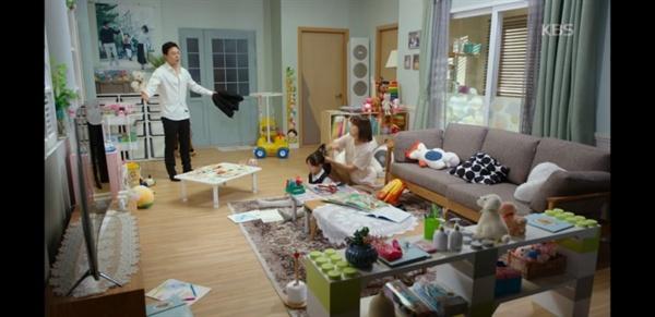 KBS 주말드라마 '세상에서 제일 예쁜 내 딸'의 한 장면