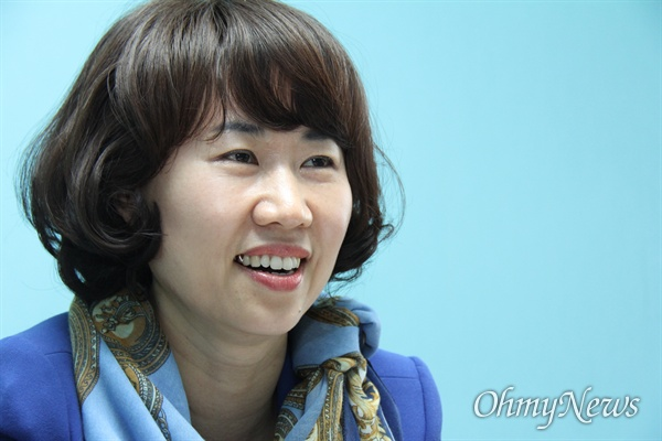 서은애 진주시의원.