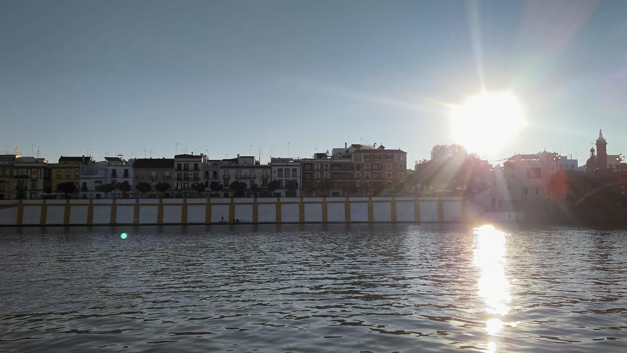 세비야 과달키비르 강