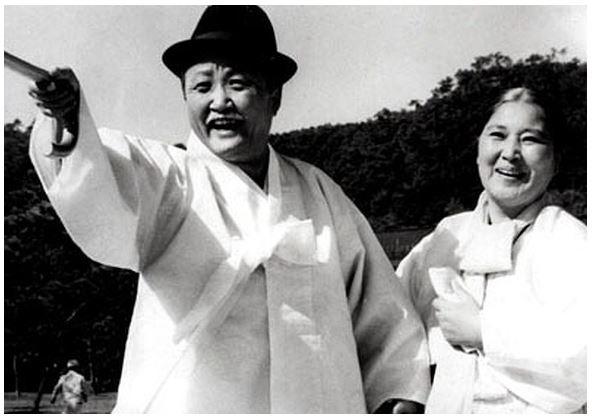 영화 <팔도강산> 중 한 장면