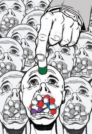 제약회사가 당신의 질병을 만들어내고 있다