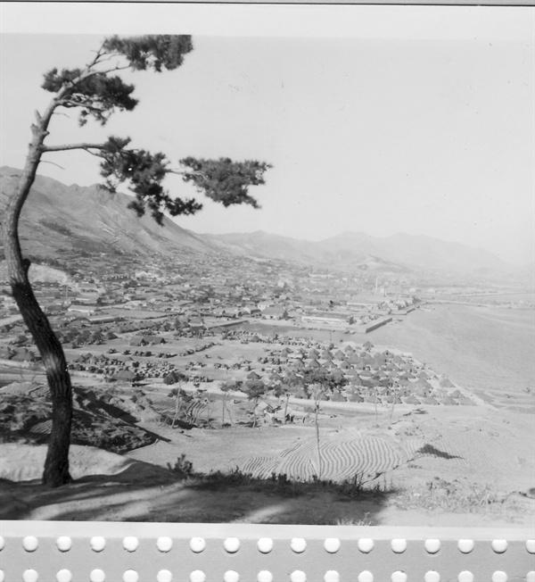 마산 미 해병대 기지(1950. 12. 27.).