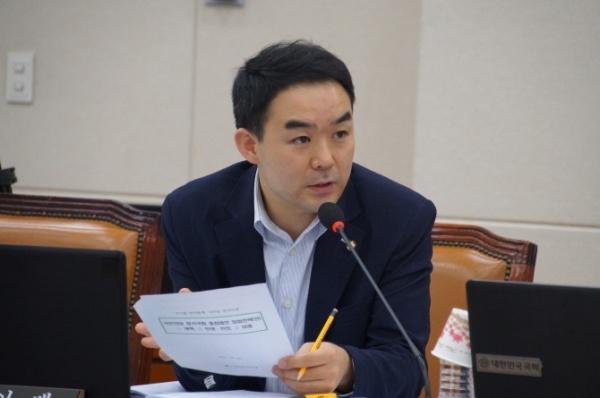 채이배 바른미래당 의원 채이배 바른미래당 의원실 제공