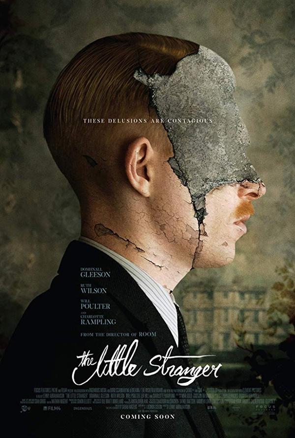 영화 <리틀 스트레인저> 포스터.