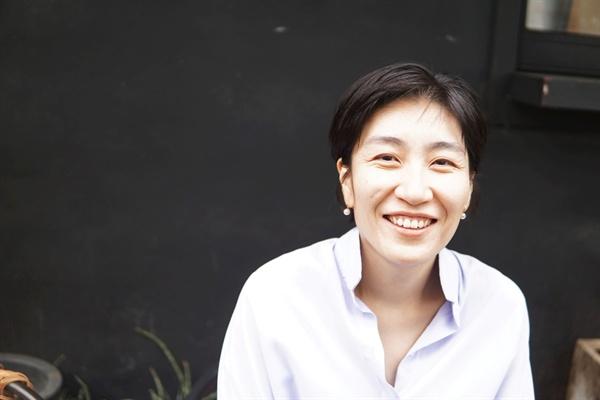 영화 <우리집>의 프로듀서를 맡은 김지혜 피디.