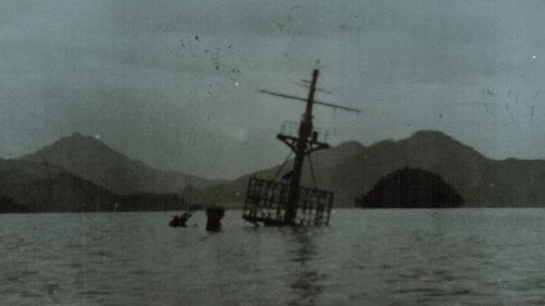 <우키시마호> 영화의 한 장면