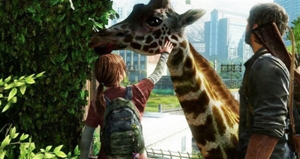 게임 '라스트 오브 어스'의 한 장면