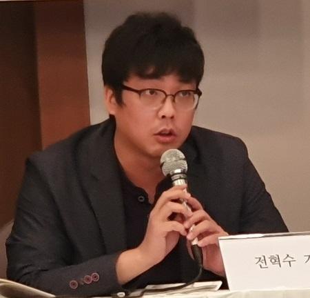 전혁수 기자 전혁수 <서경TV> 탐사보도팀 기자이다.