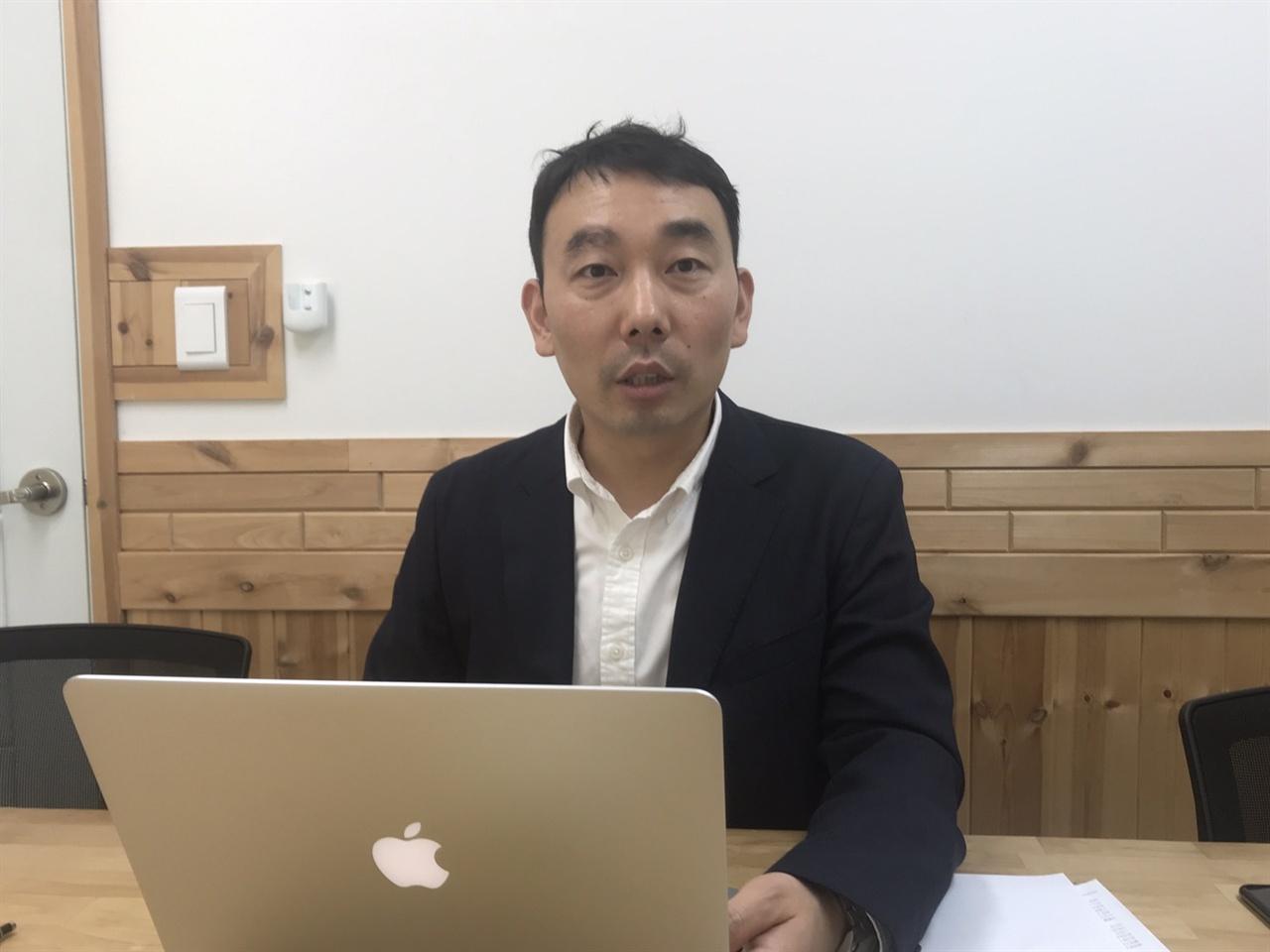 김용민 변호사