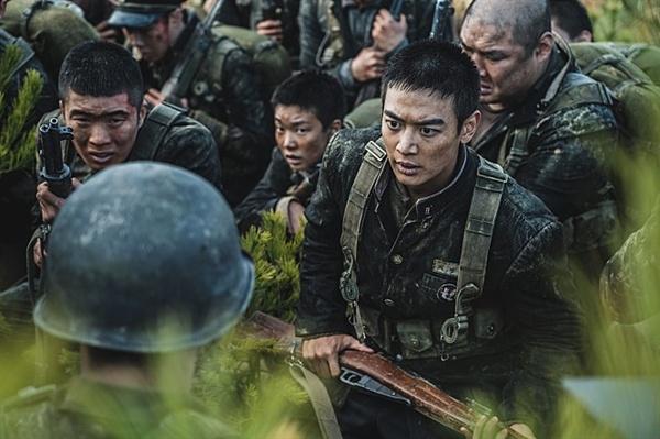 영화 <장사리: 잊혀진 영웅들> 스틸컷