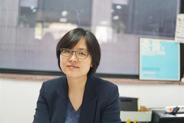 김동현 서울독립영화제 집행위원장.