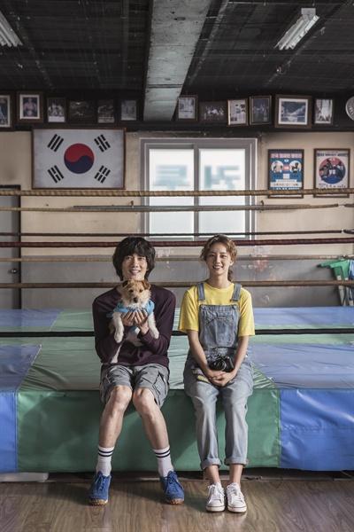 판소리복서 영화 <판소리복서> 스틸컷