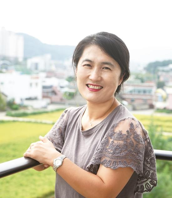 ▲ 서랍속 인터뷰 열일곱 번째 주인공 채상미 씨.