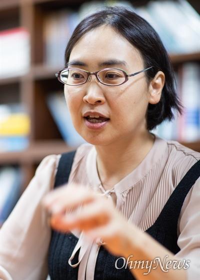 노동권 연구활동가 윤애림 박사