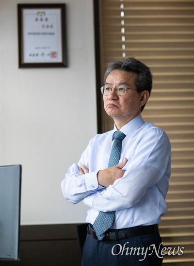 법무부 법무검찰개혁위원회 위원장 김남준 변호사