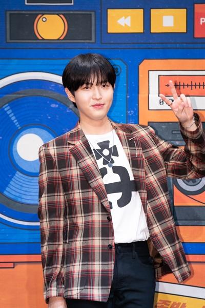 수요일은 음악프로 tvN 새 음악 예능프로그램 <수요일은 음악프로> 제작발표회 현장 사진.